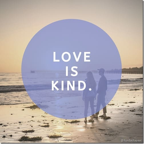 My favorite quotes Love is kind